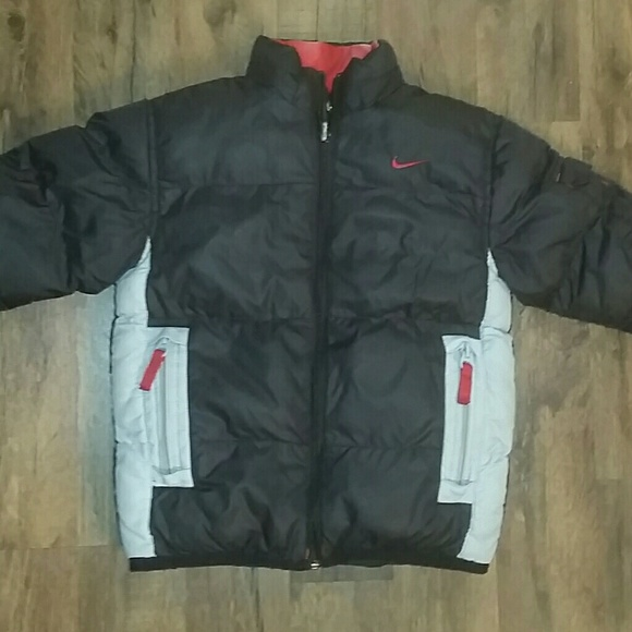 Reversible toddler nike coat. M 5ac70221a4c4858c3db19202 ebbcf023f